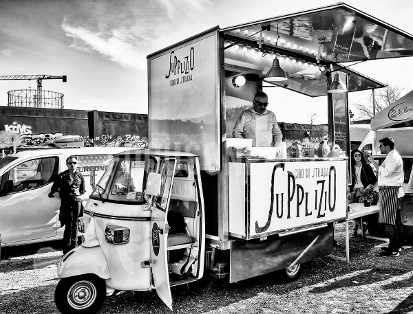 Food Truck Supplizio